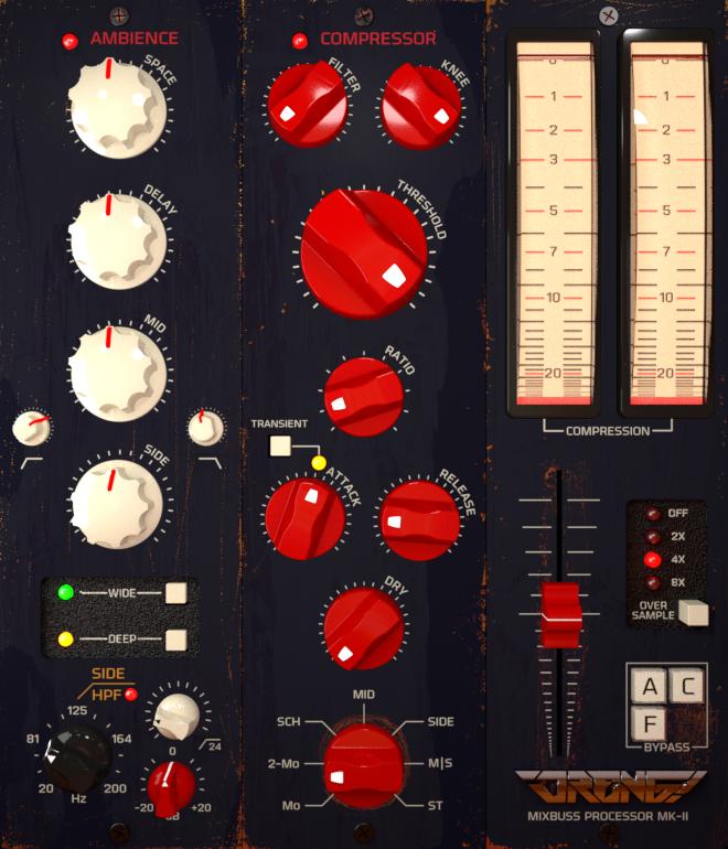 MixBussProcessor